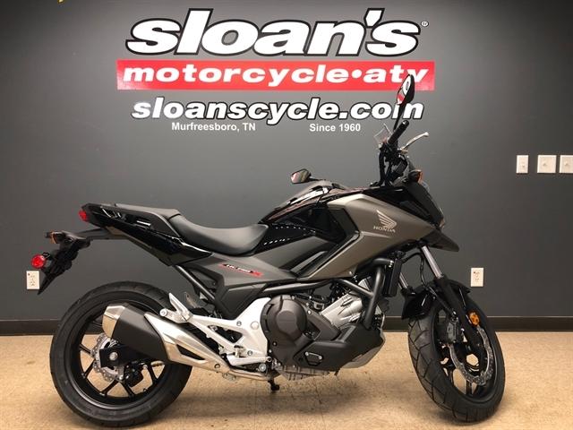 2020 Honda NC750X DCT ABS at Sloans Motorcycle ATV, Murfreesboro, TN, 37129