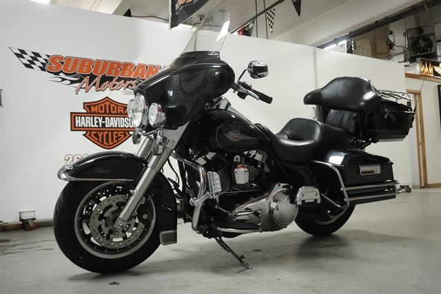 2008 Harley-Davidson Electra Glide Classic at Suburban Motors Harley-Davidson