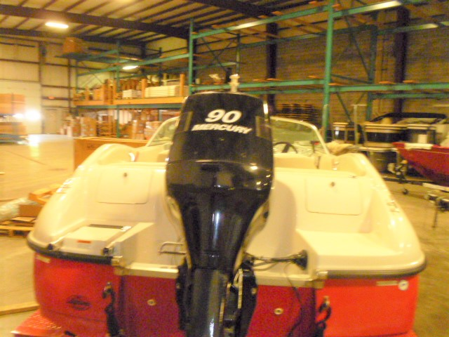 2007 VECTRA 162 RB at Pharo Marine, Waunakee, WI 53597