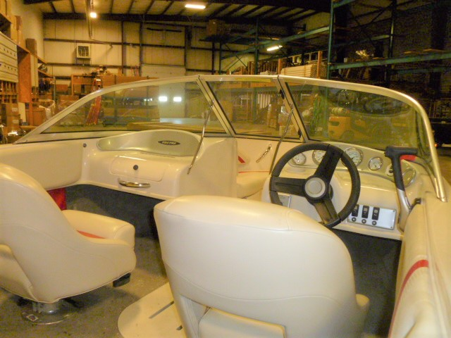 2007 VECTRA 162 RB at Pharo Marine, Waunakee, WI 53597