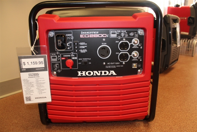 2019 HONDA POWER EQUIPMENT EG2800IA GENERATOR at Mungenast Motorsports, St. Louis, MO 63123