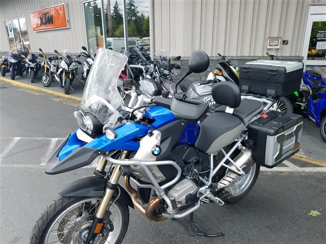 2012 BMW R1200 GS 1200 GS at Lynnwood Motoplex, Lynnwood, WA 98037