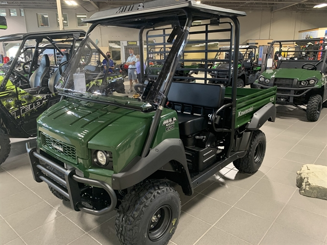 2021 Kawasaki Mule 4010 4x4 at Star City Motor Sports