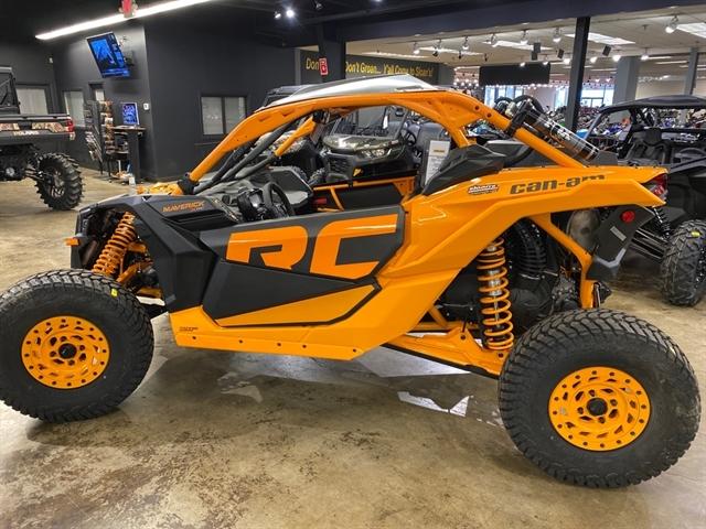 2020 Can-Am Maverick X3 X rcTURBO RR at Sloans Motorcycle ATV, Murfreesboro, TN, 37129