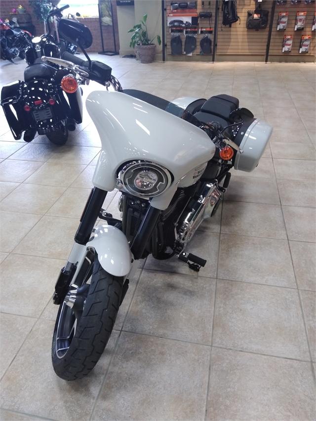 2021 Harley-Davidson Cruiser FLSB Sport Glide at M & S Harley-Davidson