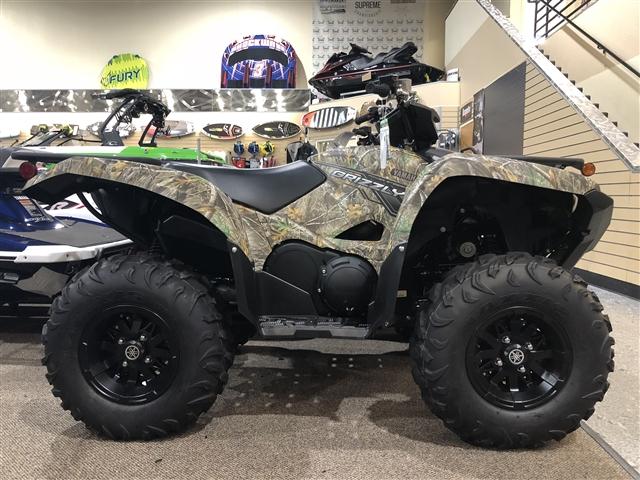 2019 Yamaha Grizzly EPS SE at Lynnwood Motoplex, Lynnwood, WA 98037