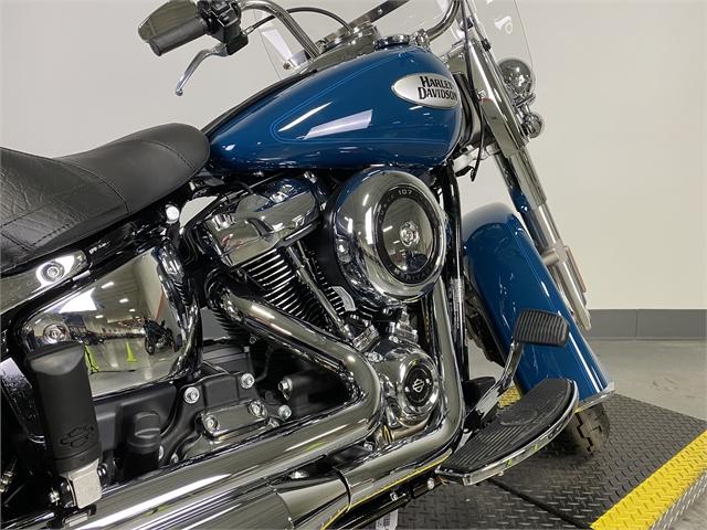2021 Harley-Davidson Touring Heritage Classic at Outlaw Harley-Davidson