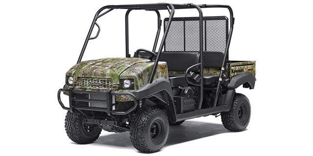 2019 Kawasaki Mule 4010 Trans4x4 Camo at Youngblood RV & Powersports Springfield Missouri - Ozark MO