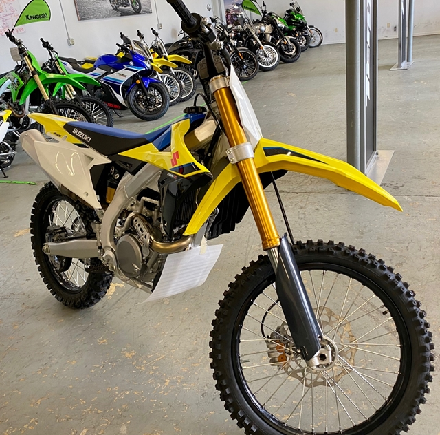 2020 Suzuki RM-Z 450 at Shreveport Cycles