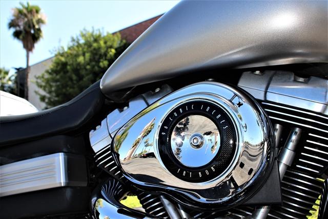 2008 Harley-Davidson Dyna Fat Bob at Quaid Harley-Davidson, Loma Linda, CA 92354