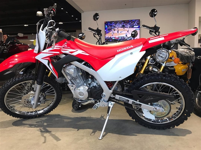 2019 Honda CRF 125F (Big Wheel) at Kent Motorsports, New Braunfels, TX 78130
