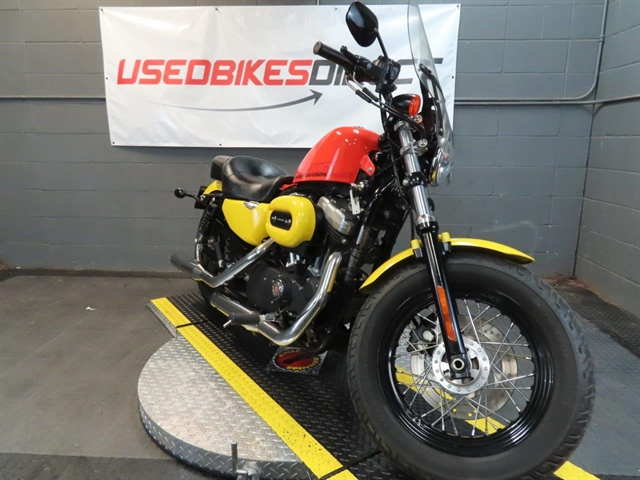 2010 Harley-Davidson Sportster Forty-Eight at Used Bikes Direct