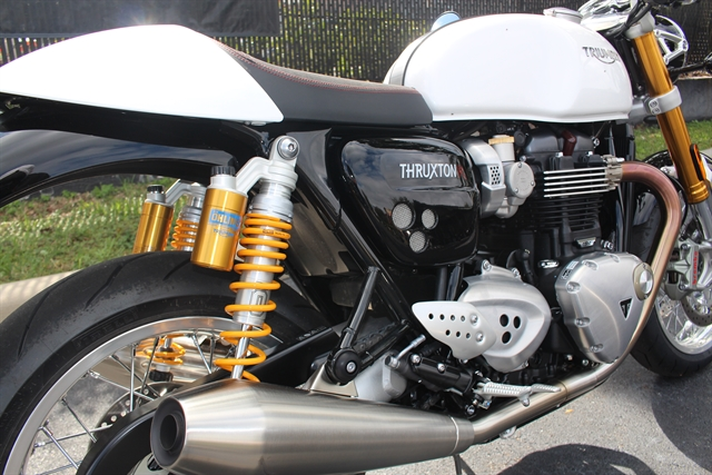 2019 Triumph Thruxton R 1200 R at Tampa Triumph, Tampa, FL 33614