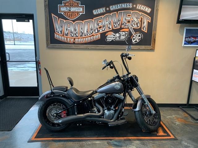 2014 Harley-Davidson Softail Slim at Vandervest Harley-Davidson, Green Bay, WI 54303