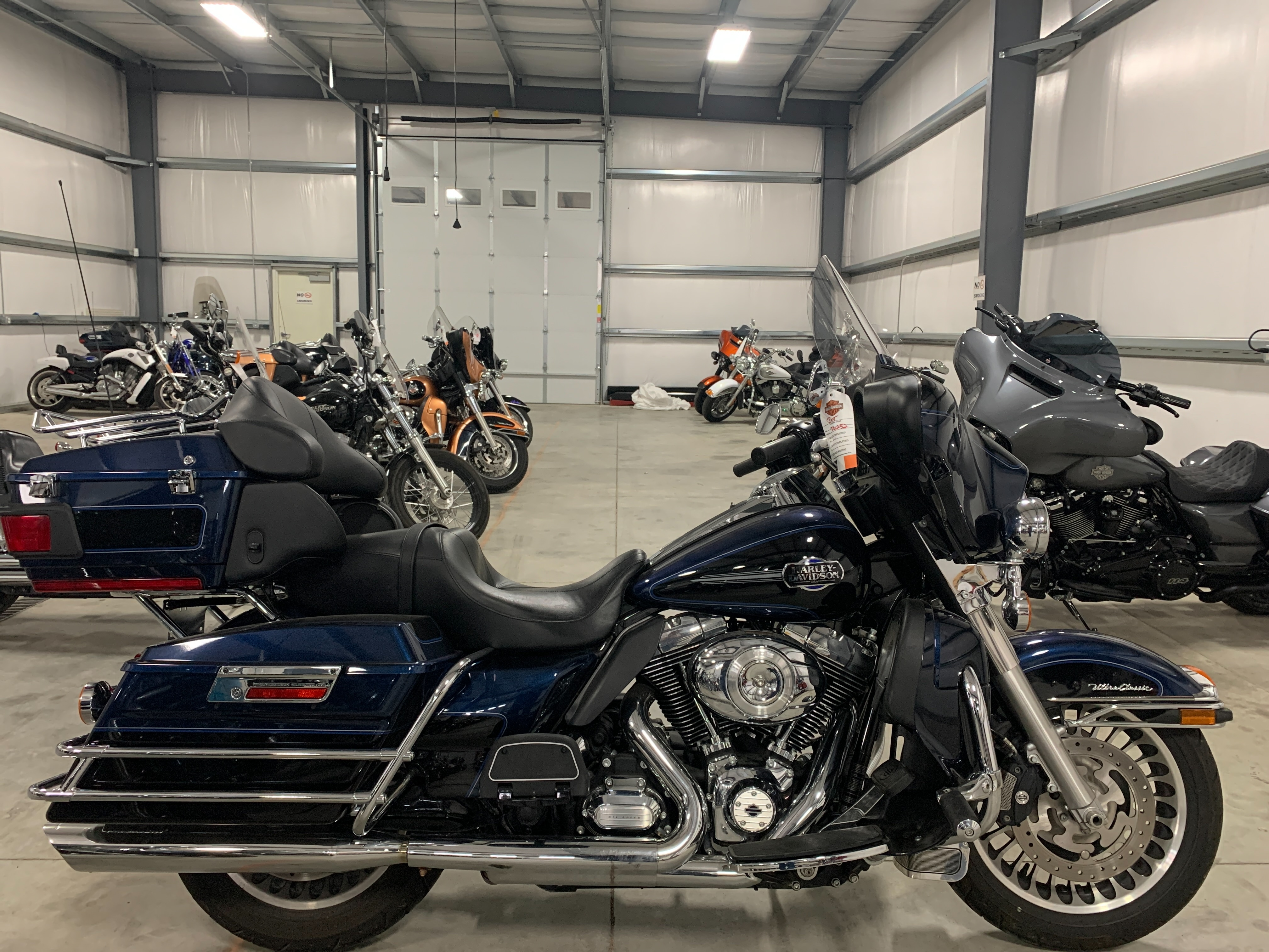 2012 Harley-Davidson Electra Glide Ultra Classic at Loess Hills Harley-Davidson