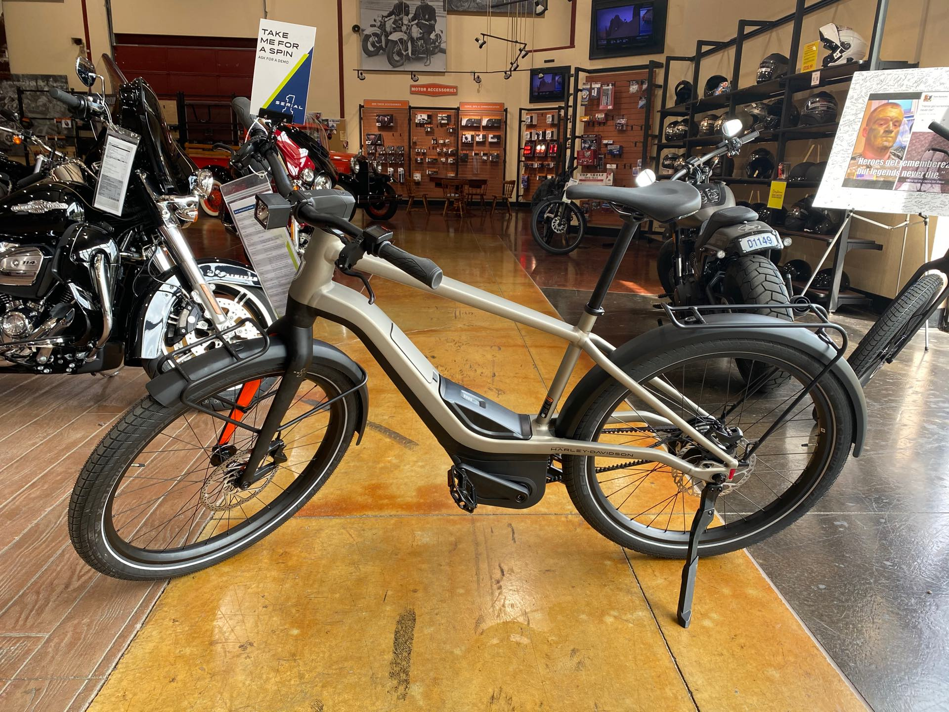 2021 Serial1 Rush-Cty at Gold Star Harley-Davidson