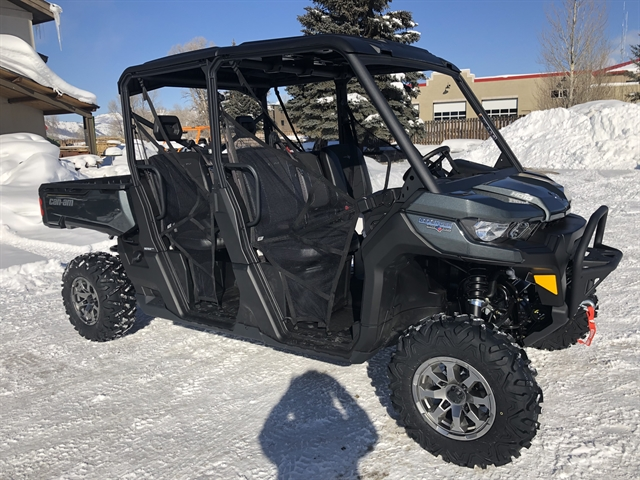 2020 Can-Am Defender MAX Lone Star at Power World Sports, Granby, CO 80446