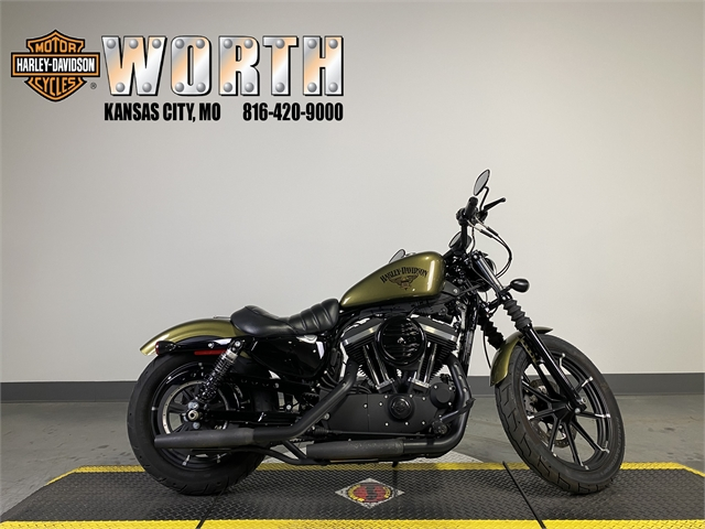 2017 Harley-Davidson Sportster Iron 883 at Worth Harley-Davidson