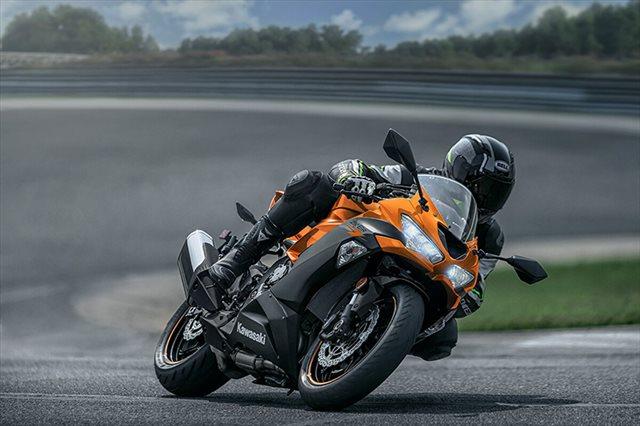 2020 Kawasaki Ninja ZX-6R Base at Ehlerding Motorsports