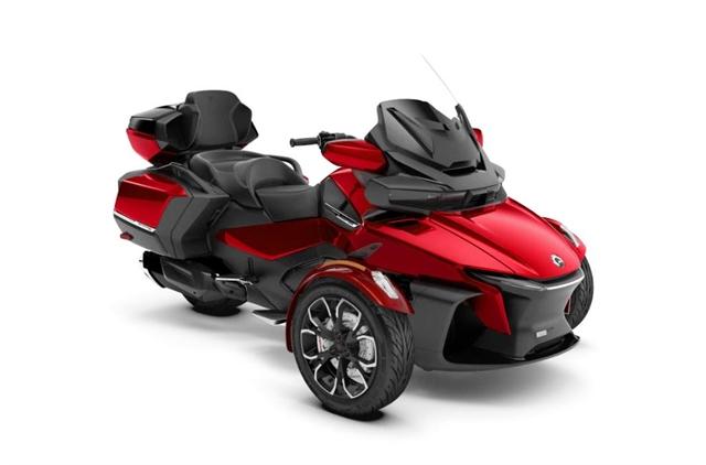 2021 Can-Am Spyder RT Limited at Wild West Motoplex