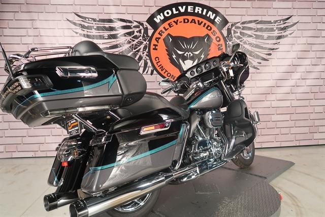 2015 Harley-Davidson Electra Glide CVO Limited at Wolverine Harley-Davidson