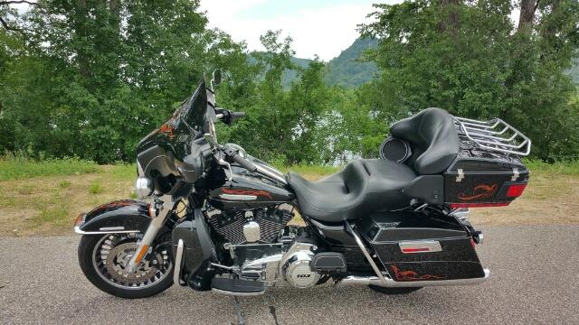 2012 Harley-Davidson Electra Glide Ultra Limited at Harley-Davidson® Shop of Winona, Winona, MN 55987