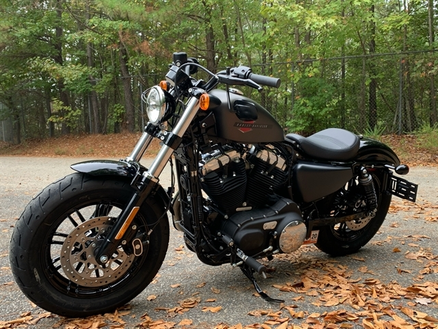2020 Harley-Davidson Sportster Forty Eight at Hampton Roads Harley-Davidson