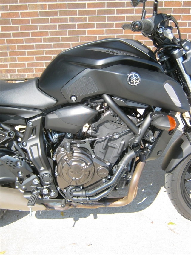 2019 Yamaha MT-07 07 at Brenny's Motorcycle Clinic, Bettendorf, IA 52722