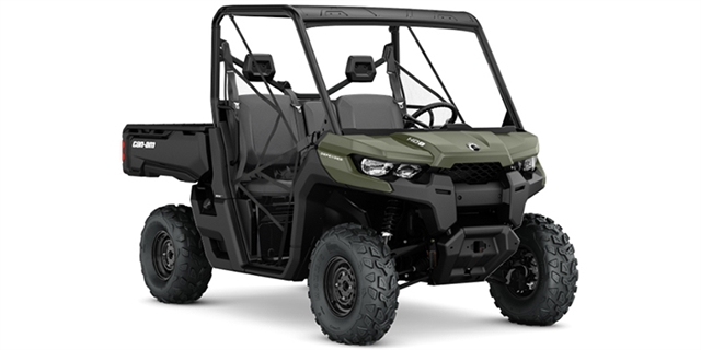 2020 Can-Am Defender HD8 at Riderz