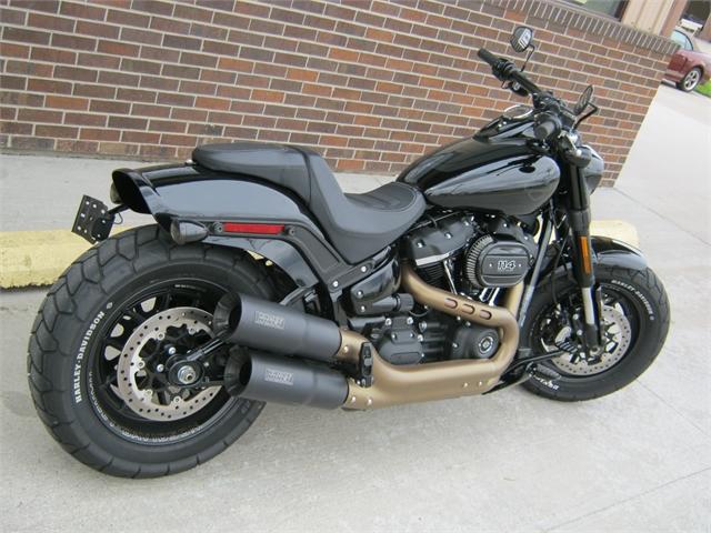 2020 Harley-Davidson Fat Bob at Brenny's Motorcycle Clinic, Bettendorf, IA 52722