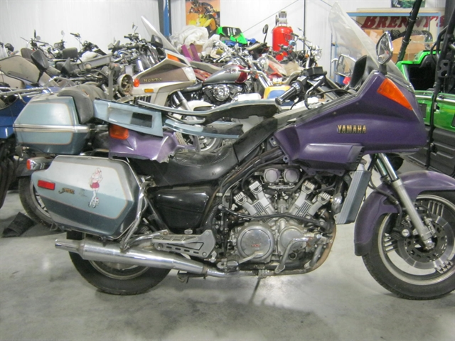 1984 Yamaha Venture at Brenny's Motorcycle Clinic, Bettendorf, IA 52722