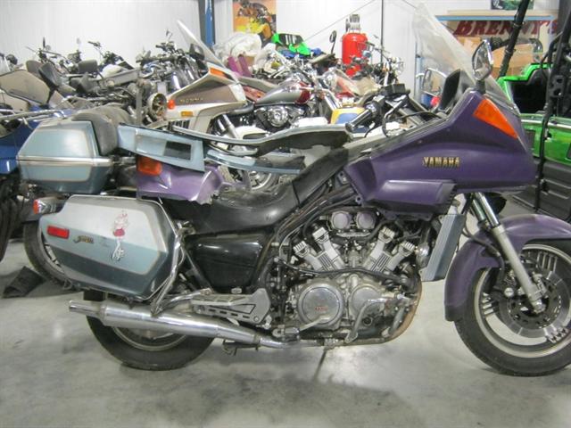 1984 Yamaha Venture at Brenny's Motorcycle Clinic, Bettendorf, IA 52722