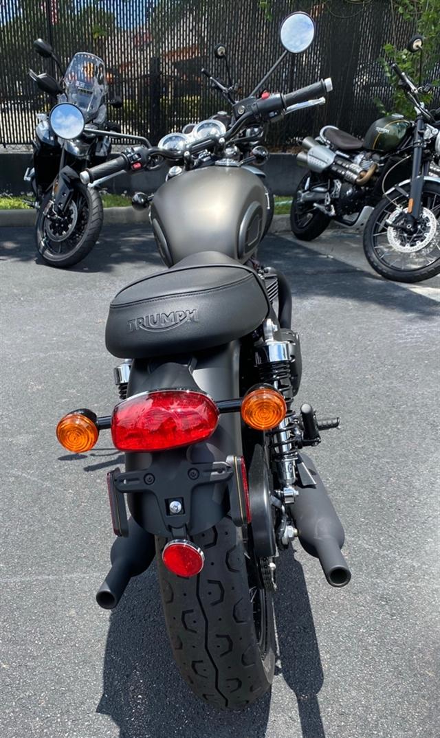 2020 Triumph Bonneville T100         MATT IRONSTONE Black at Tampa Triumph, Tampa, FL 33614