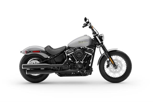 2020 Harley-Davidson Softail Street Bob at 1st Capital Harley-Davidson
