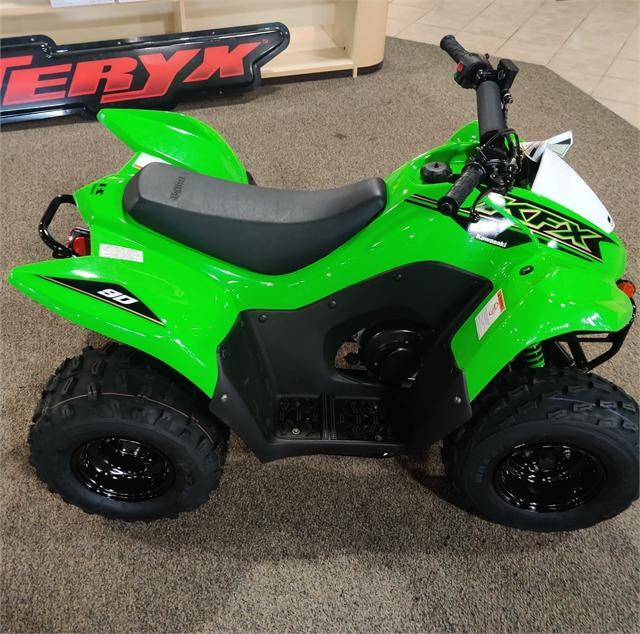 2021 Kawasaki KFX 90 at Dale's Fun Center, Victoria, TX 77904