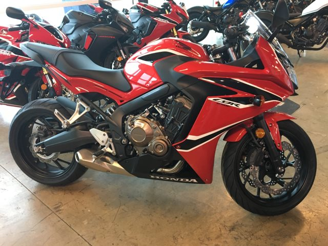 2018 Honda CBR650F Base at Kent Powersports of Austin, Kyle, TX 78640