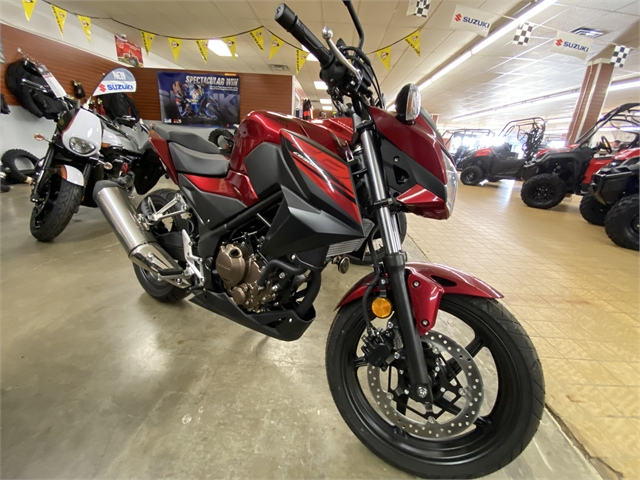 2018 Honda CB300F Base at Southern Illinois Motorsports