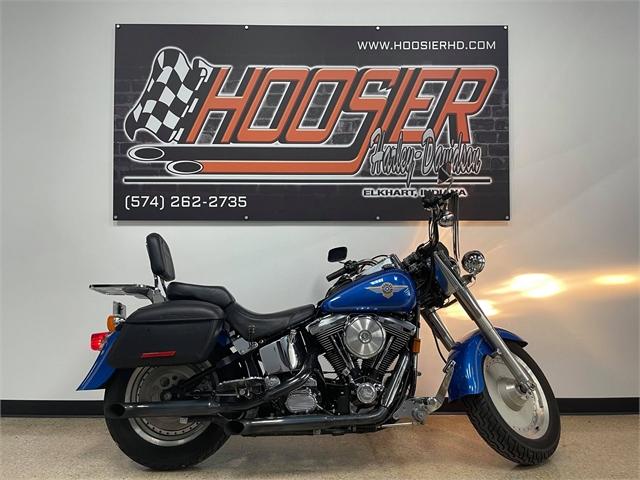 1996 Harley-Davidson FLSTF at Hoosier Harley-Davidson