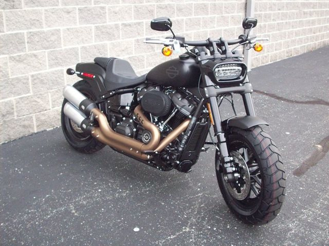 2018 Harley-Davidson Softail Fat Bob 114 at Indianapolis Southside Harley-Davidson®, Indianapolis, IN 46237