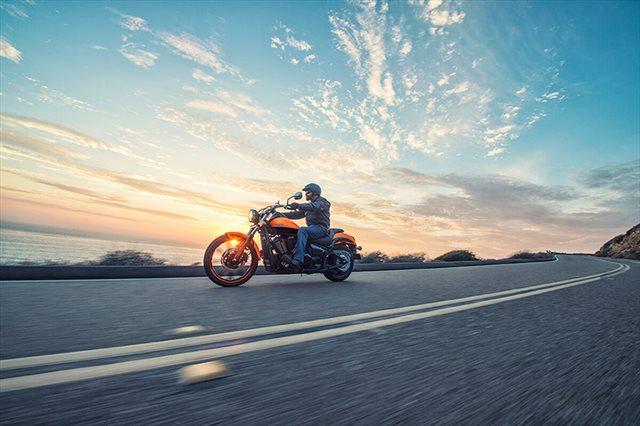 2021 Kawasaki Vulcan 900 Custom at Extreme Powersports Inc