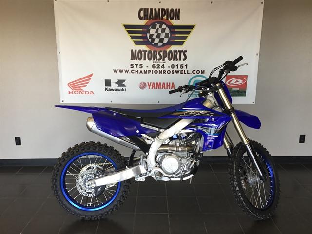 2021 Yamaha YZ 450F at Champion Motorsports