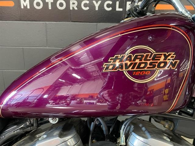1996 Harley-Davidson XLH 1200 at Harley-Davidson of Indianapolis