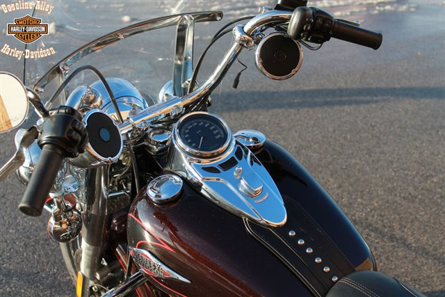 2011 Harley-Davidson Softail Heritage Softail Classic at Gasoline Alley Harley-Davidson of Kelowna