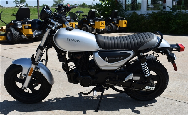 2019 KYMCO Spade 150 at Lincoln Power Sports, Moscow Mills, MO 63362