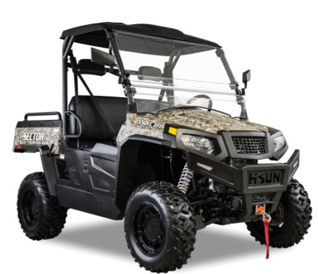 2020 HISUN MOTORS SECTOR 550 at Got Gear Motorsports
