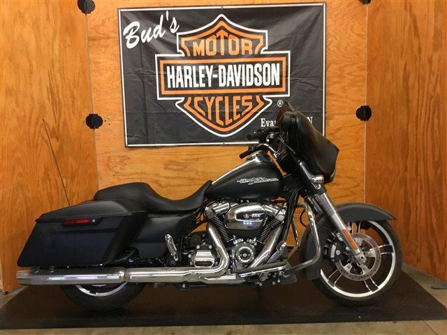 2017 Harley-Davidson Street Glide Special at Bud's Harley-Davidson, Evansville, IN 47715