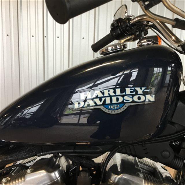 2008 Harley-Davidson Sportster 883 Low at Calumet Harley-Davidson®, Munster, IN 46321