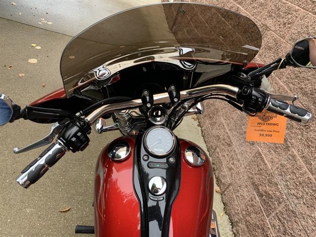 2013 Harley-Davidson Dyna Wide Glide at La Crosse Area Harley-Davidson, Onalaska, WI 54650