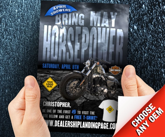 2018 SPRING April Showers Powersports at PSM Marketing - Peachtree City, GA 30269