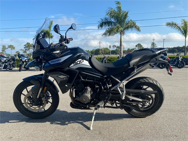 2021 Triumph Tiger 900 GT Pro at Fort Myers